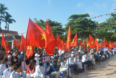 Hoạt động kỷ niệm ngày nhà giáo Việt Nam 20-11-2019