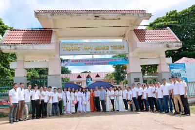 Hội khóa kỷ niệm 20 năm ngày ra trường niên khóa 1996 – 1999